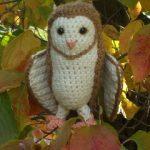 Soren the Barn Owl Free Crochet Pattern
