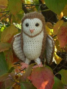 Crochet Owl Pattern – Another Kind Of Grass | 300x225