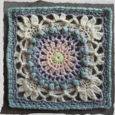 160+ Free Crochet Squares Patterns You\'ll Love Making (193 free ...