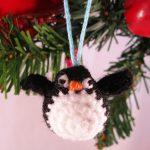Tiny Crochet Penguin - free pattern crochet