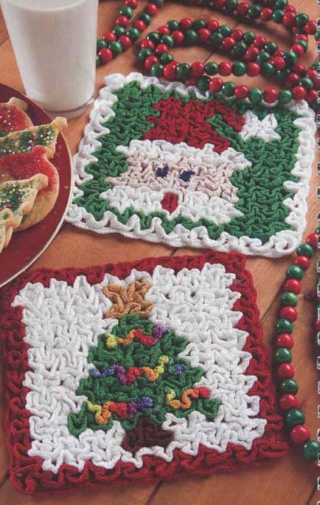 crochet-hotpad