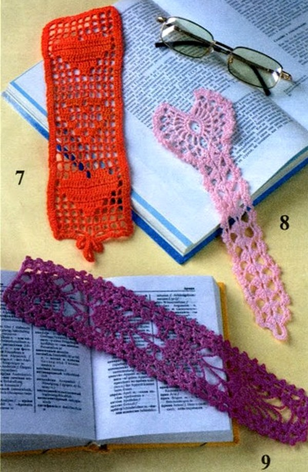 17 Ornate Lace Bookmarks To Crochet  U22c6 Crochet Kingdom