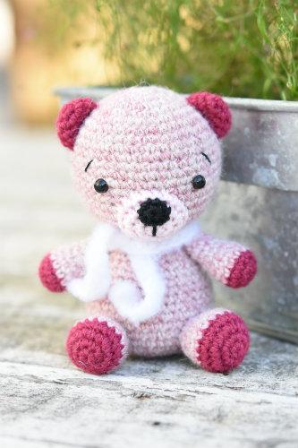 Alpaca Teddy Bear Free Amigurumi Crochet Pattern ⋆ Crochet Kingdom