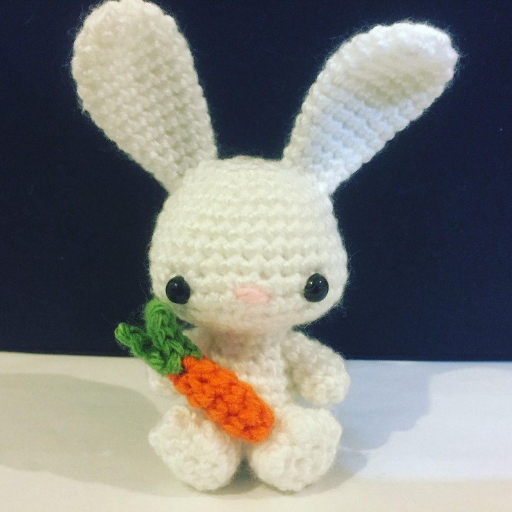 Free Crochet Rabbit Motif Crochet Kingdom