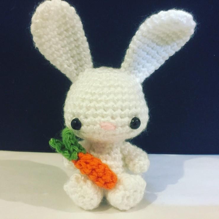 Amigurumi Bunny Pattern Free Crochet ⋆ Crochet Kingdom