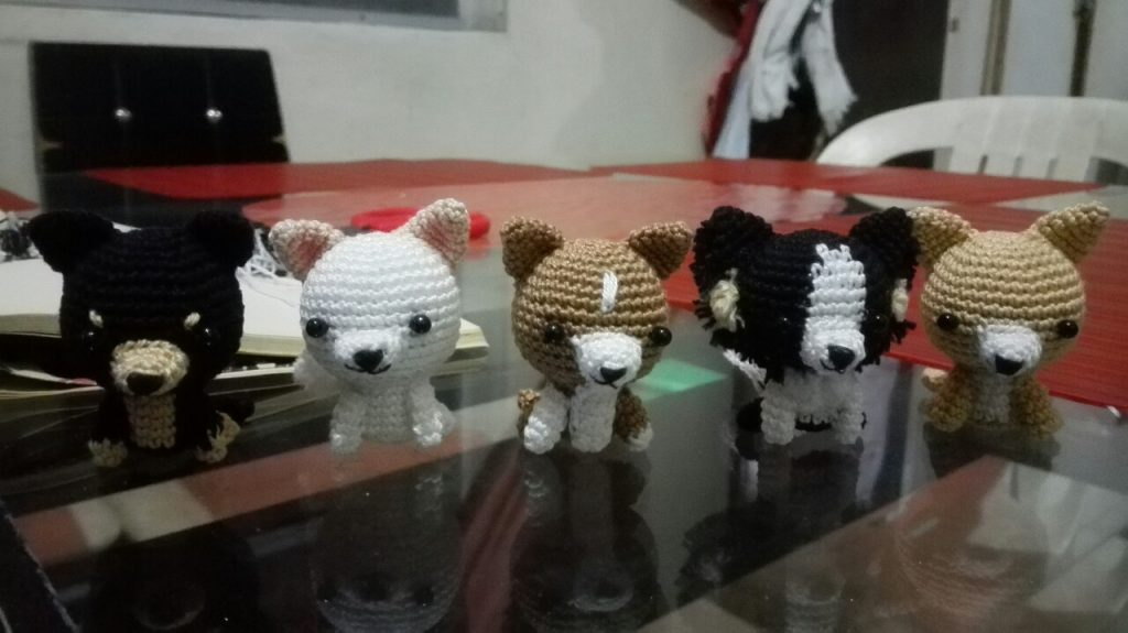 crochet chihuahua free amigurumi