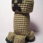 Amigurumi Minecraft Creeper Pattern