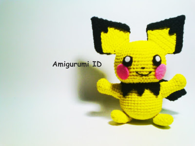 Pokemon crochet patterns Archives ⋆ Crochet Kingdom (16 free ... | 300x400
