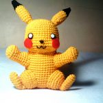 Amigurumi Pikachu Patron : Double Cherry (Super Mario) ? Crochet Kingdom