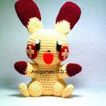 pokemon free crochet pattern