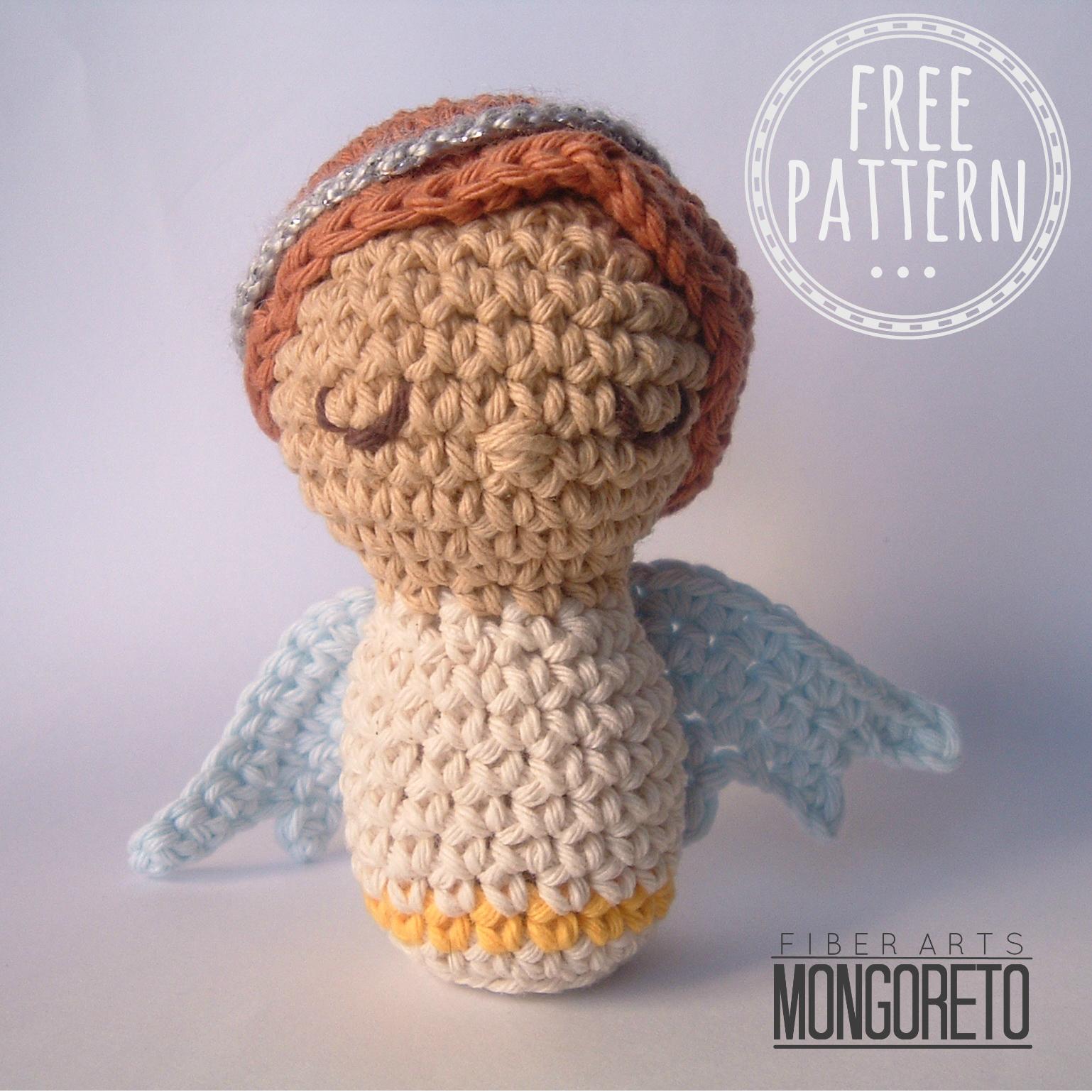 Angel Crochet Pattern Unique Decorating Design