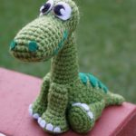 Arlo from 'The Good Dinosaur' Amigurumi Pattern