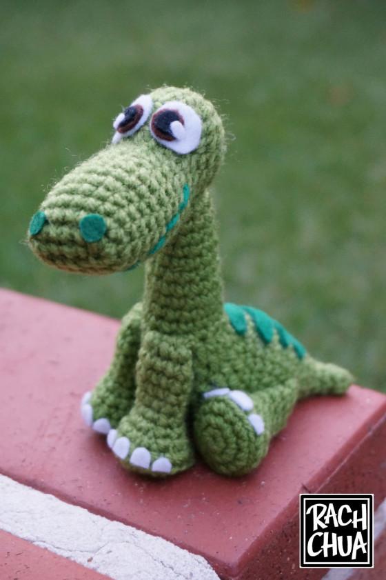 Amigurumi Dinosaurio Patron : crochet movie characters Archives ? Crochet Kingdom (11 ...
