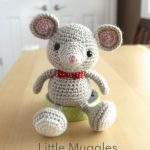 Baby Mouse Free Amigurumi Pattern