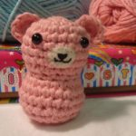 Beginner Amigurumi Peanut Animal Pattern