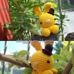 BunBun Rabbit Free Pattern Crochet Amigurumi