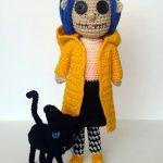 Coraline Amigurumi Crochet Patterns