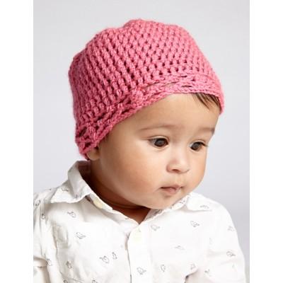 Crochet Baby Hat Free Pattern Crochet Kingdom