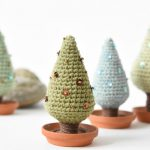 Crochet Christmas Tree Pattern Free