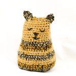 Crochet Tiger Kitty