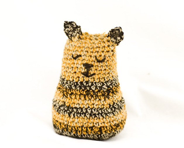 Crochet Tiger Kitty