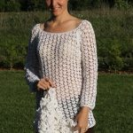 Free Crochet Top/Tunic Pattern