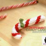 candy cane crochet