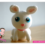 bunny to crochet pattern