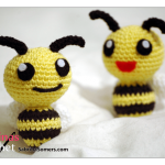 Free crochet pattern Little Bee