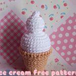 ice cream crochet