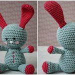 Funny Bunny Free Crochet Amigurumi Pattern