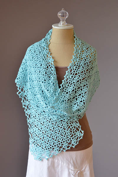 Free Crochet Patterns For Christmas Scarves : Crochet Scarf Free Patterns ? Crochet Kingdom (59 free ...