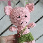 Little Pig Free Crochet Amigurumi Pattern