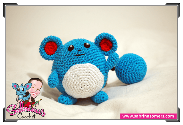 Psyduck Amigurumi Crochet Pattern - Pokemon - Ami Amour | 440x641