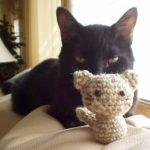 Miuku the cat pattern amigurumi crochet