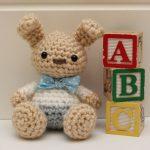 Mochi Bunny Free Amigurumi Pattern