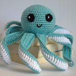 Octopus Baby Toy Amigurumi Free Crochet
