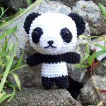 Panda Bear Free Pattern Amigurumi to Crochet