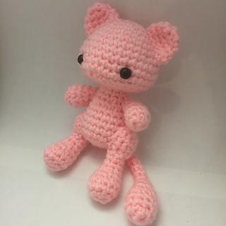 Pokemon Mew Free Crochet Amigurumi Pattern