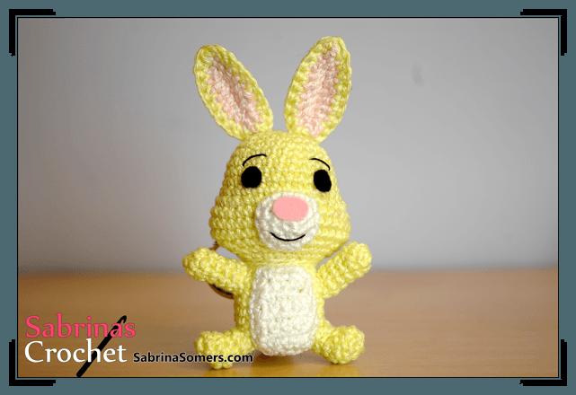 Rabbit Winnie The Pooh Amigurumi Pattern Crochet Kingdom