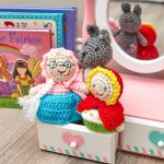 Red Riding Hood Toys Crochet Patterns