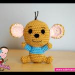 Roo (Winnie the Pooh) Amigurumi Pattern