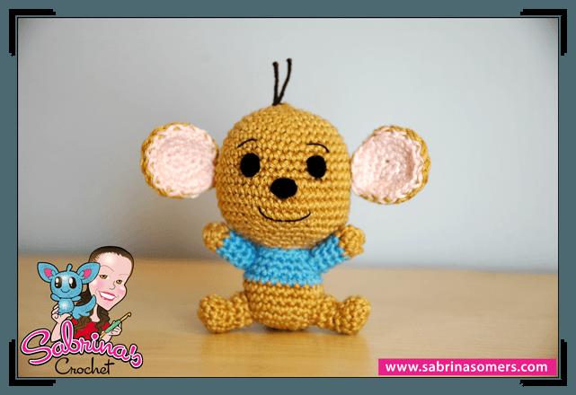 Roo Winnie The Pooh Amigurumi Pattern Crochet Kingdom
