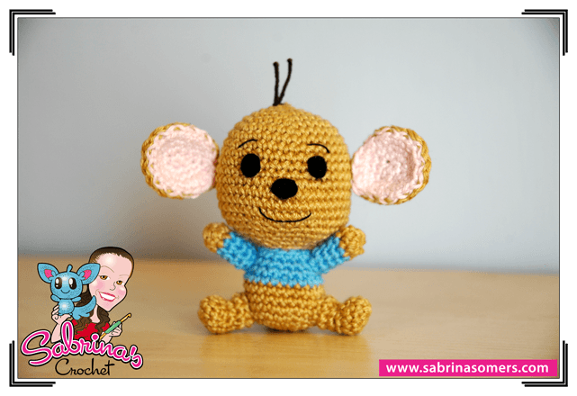 Winnie the Pooh and Friends Amigurumi | Fat Face & Me | 440x641