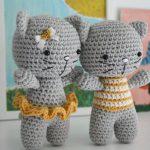 cat pattern to crochet