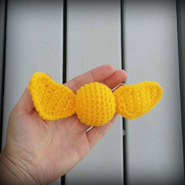 12 Harry Potter Crochet Patterns (Free!) | AllFreeCrochet.com | 640x640