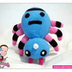 Spinarak (Pokemon) Amigurumi Pattern