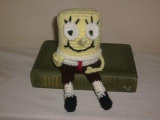 Ravelry: Holy Spongebob pattern by Sabrina Boscolo   240x320