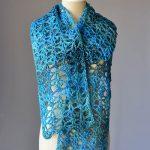Swift Current Scarf Free Crochet Pattern