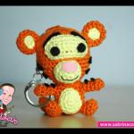 Tigger (Winnie the Pooh) Amigurumi Pattern